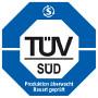 Certifikat TÜV SÜD