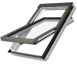 Pivåhängt takfönster